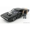 Kép 1/3 - Dodge Charger R/T Toretto figurával (1970)