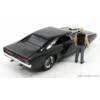 Kép 2/3 - Dodge Charger R/T Toretto figurával (1970)