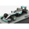Kép 1/2 - Mercedes GP W07 AMG No. 6. - Nico Rosberg (2016)