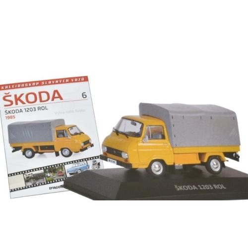 Skoda 1203 ROL (1985)