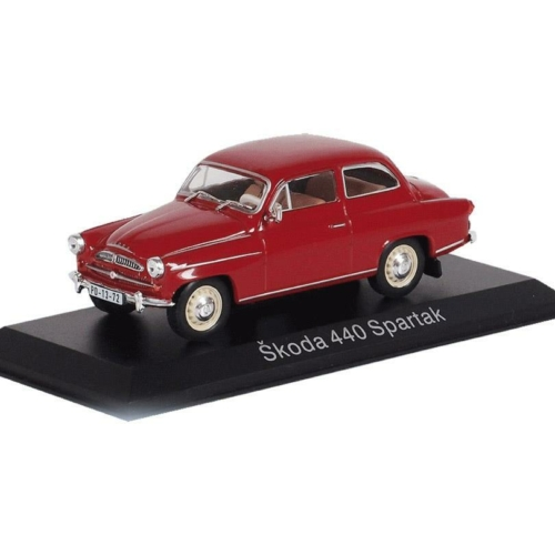 Skoda 440 Spartak (1958)