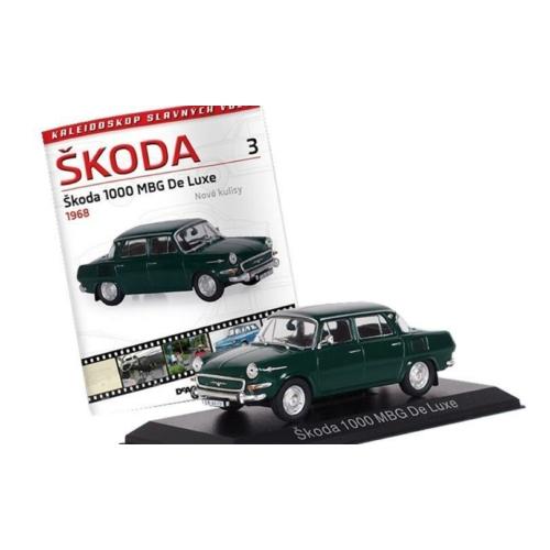 Skoda 1000MBG De Luxe (1968)