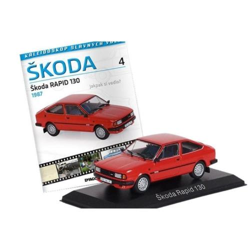 Skoda Rapid 130 (1987)
