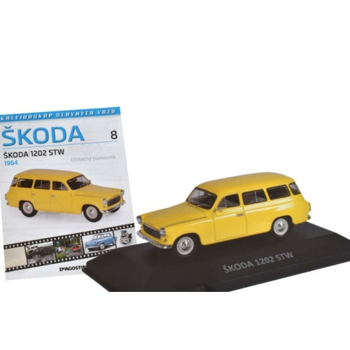Skoda 1202 STW (1964)