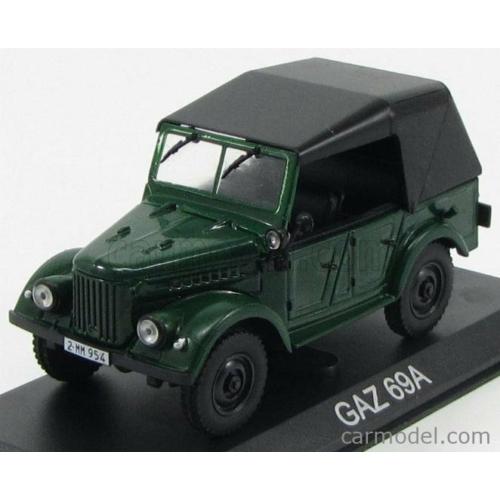 GAZ 69A Cabriolet (1953)
