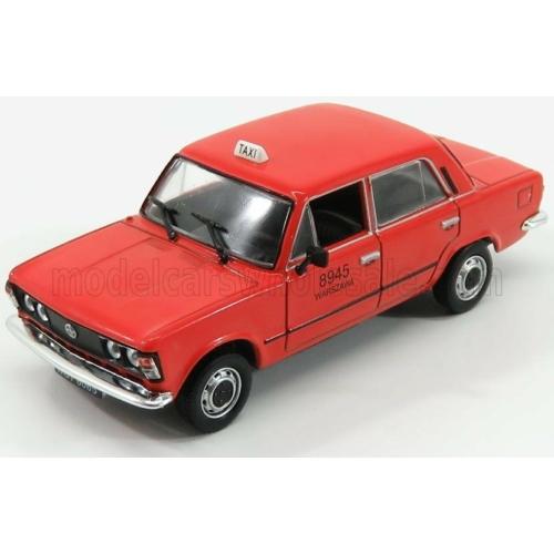 Polski Fiat 125P Taxi (1969)