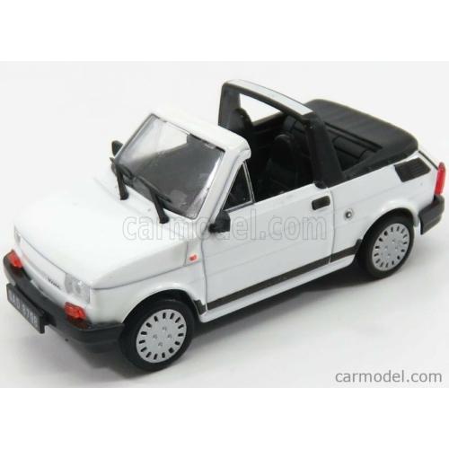 Polski Fiat 126P Cabriolet (1987)