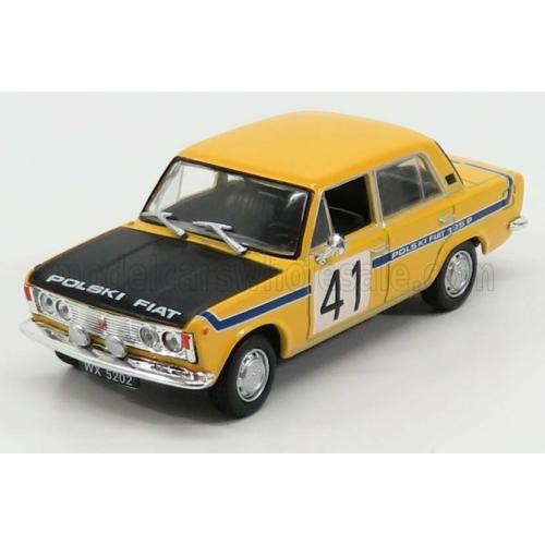 Polski Fiat 125P Rallye (1969)