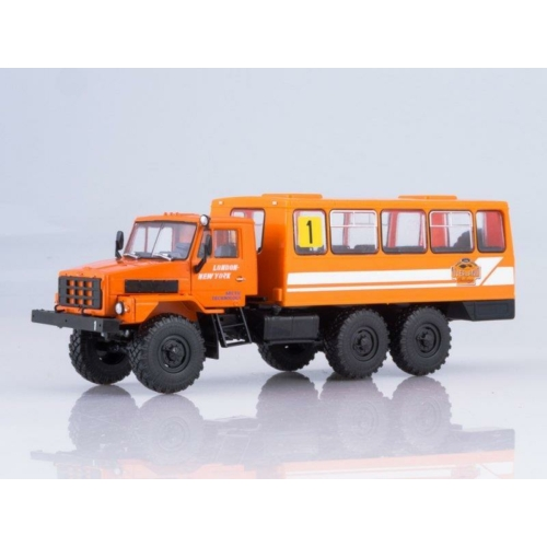 Ural 4322 Vahta (1982)