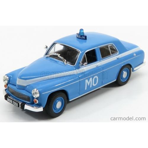 Warszawa 223 Policja (1964)