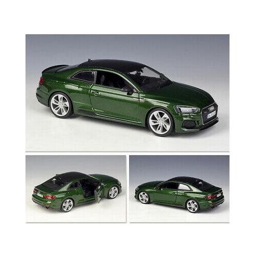 Audi RS5 Coupe (2019) (zöld)