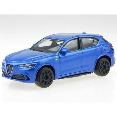 Alfa Romeo Stelvio Quadrofoglio Verde (2018)
