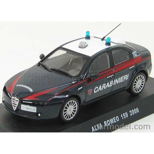 Alfa Romeo 159 Carabinieri (2006)