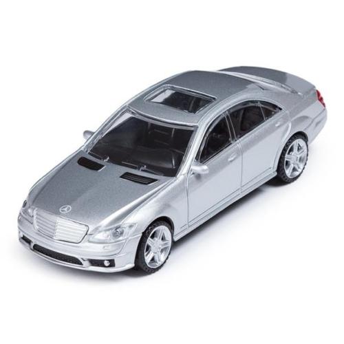 Mercedes-Benz W221 S63 AMG (2008)