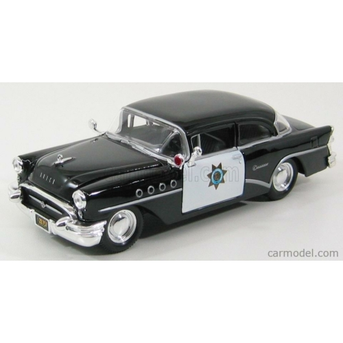 Buick Century Outlaws Police (1955)