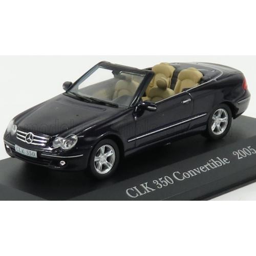 Mercedes-Benz CLK350 Cabriolet (2005) (A209)