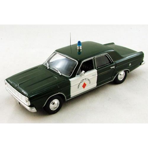 Dodge Dart Police (1966)