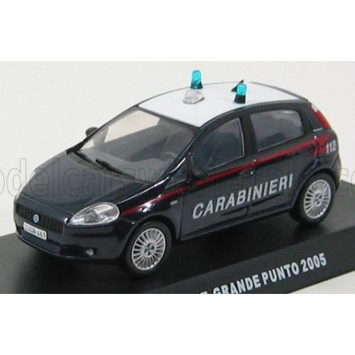Fiat Grande Punto Carabinieri (2005)
