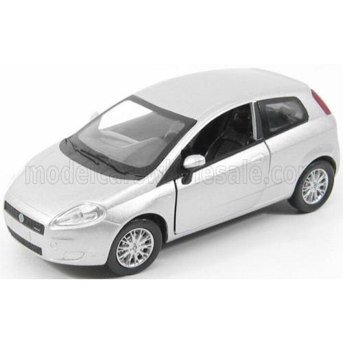 Fiat Grande Punto (2006) (szürke)