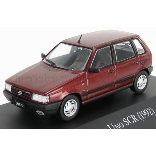 Fiat Uno II SCR (1992)