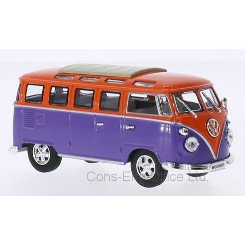 Volkswagen Transporter T1 Samba (1962)