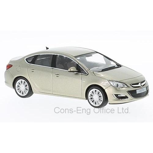 Opel Astra J Limousine (2012) (baige)
