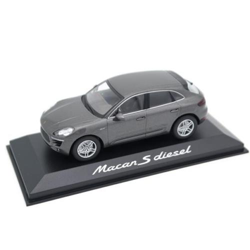 Porsche 95B Macan S Diesel (2014)