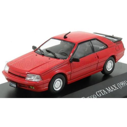 Renault Fuego GTA Max 2.0 (1991)