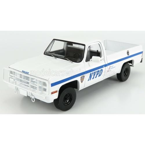 Chevrolet M1008 CUCV Pickup NYPD (1984)