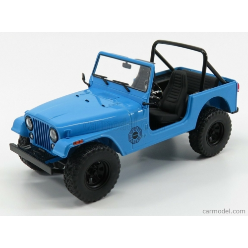"Jeep Dharma CJ7 ""Lost - Eltűntek"" (1982)"