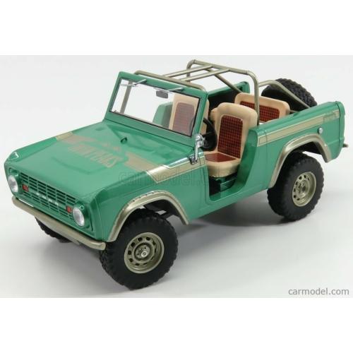 Ford Bronco Twin Peaks (1976)