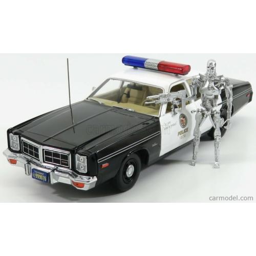 Dodge Monaco T-800 Terminator figurával (1977)
