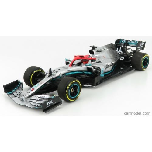 Mercedes F1 W10 Monaco GP  (L. Hamilton)