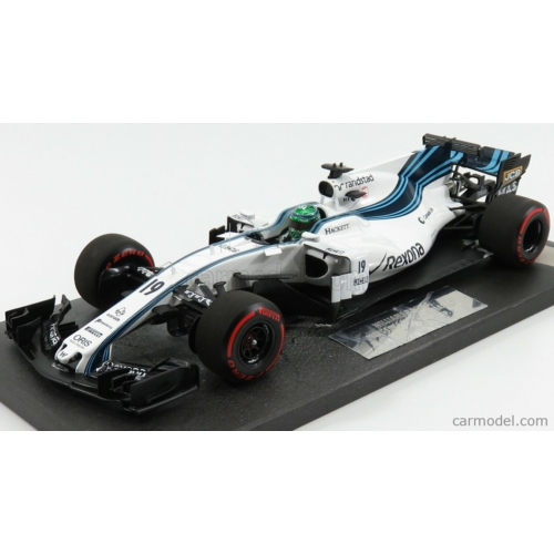 Williams F1 FW40 Abu Dhabi GP 2017  (F. Massa)