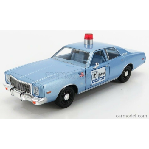 """Plymouth Fury 8th gen. """"Beverly Hills Cop"""" (1977)"""