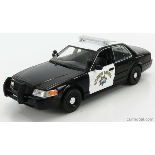 Ford Crown Victoria Highway Patrol Interceptor (2008)