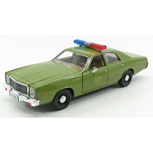 """Plymouth Fury Military Police """"A-Team"""" (1977)"""