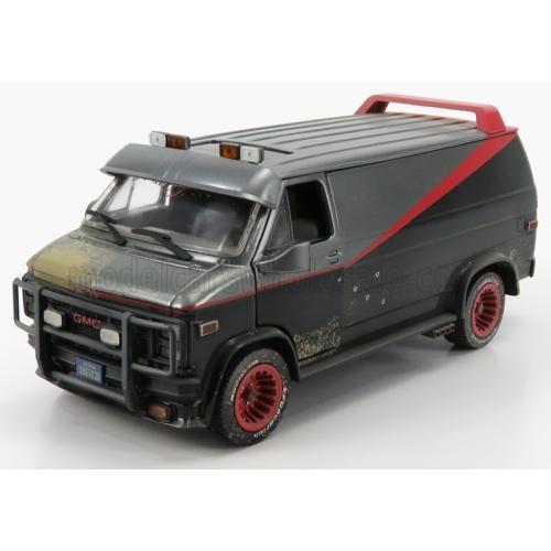 "GMC Vandura Cargo G-Series van (1983) ""A-Team"""