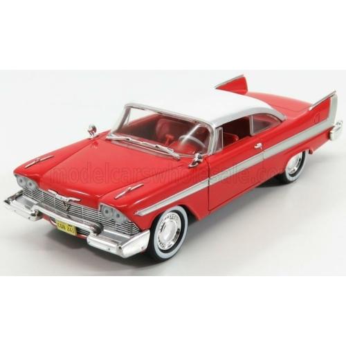 """Plymouth Fury 2 door 1st gen. """"Christine"""" (1958)"""