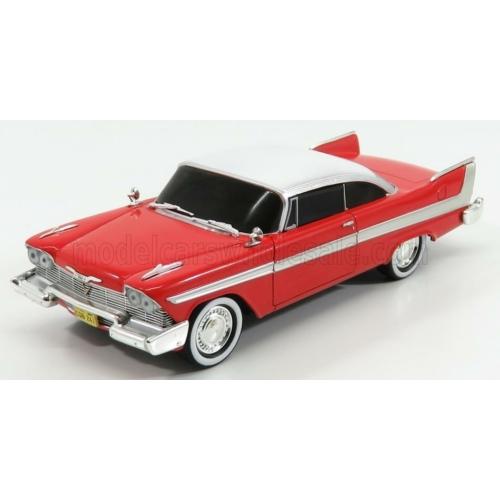"Plymouth Fury 2 door 1st gen. ""Christine"" - gonosz verzió (1958)"
