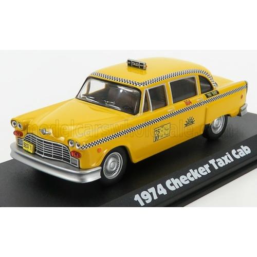 Checker Marathon NYC Taxi (1974)