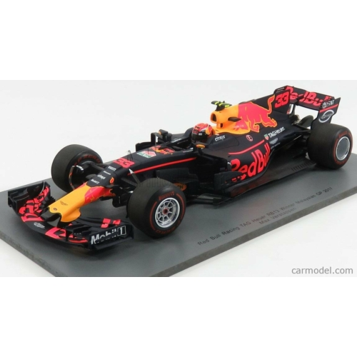 Red Bull F1 RB13 Malay GP  (M. Verstappen)