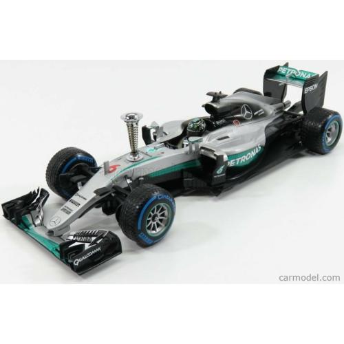 Mercedes F1 W07 Világbajnok  (N. Rosberg) *kupával*