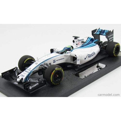 Williams F1 FW37 Abu Dhabi GP 2015  (F. Massa)