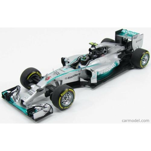 Mercedes F1 W05 Abu Dhabi  (N. Rosberg)
