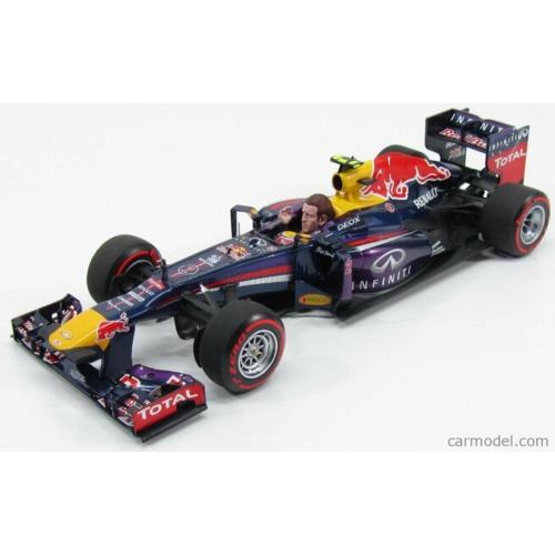 Red Bull F1 RB9 Brazilia GP  (M. Webber) *utolsó verseny*