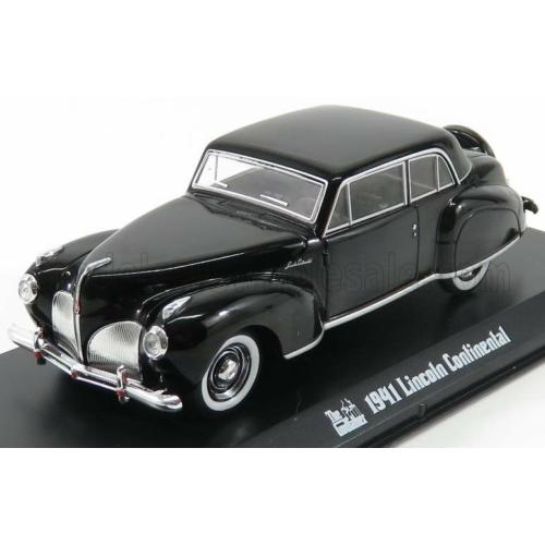 """Lincoln Continental """"Keresztapa"""" (1941)"""