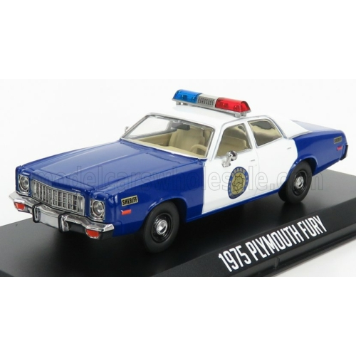 Plymouth Fury Police (1975)