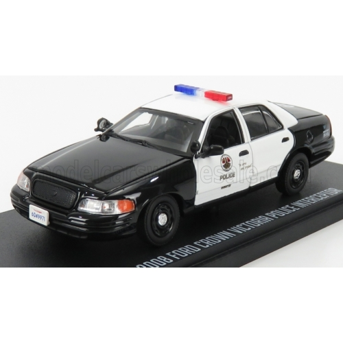 Ford Crown Victoria NYC Police (2008)