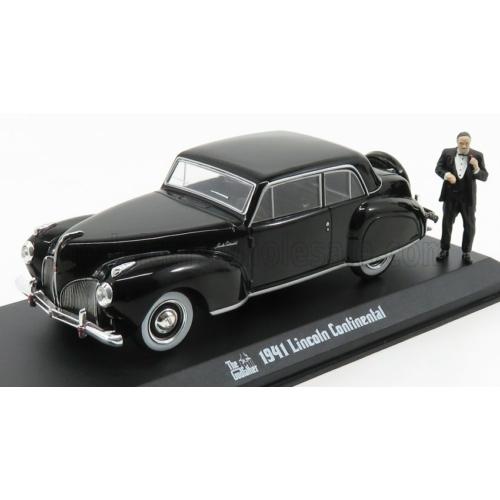 """Lincoln Continental """"Keresztapa"""" figurával (1941)"""